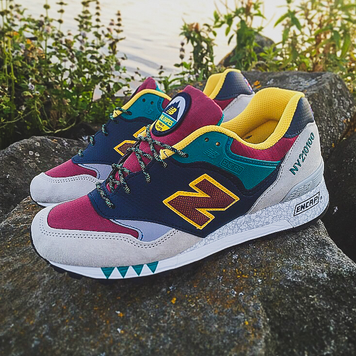 new balance the napes
