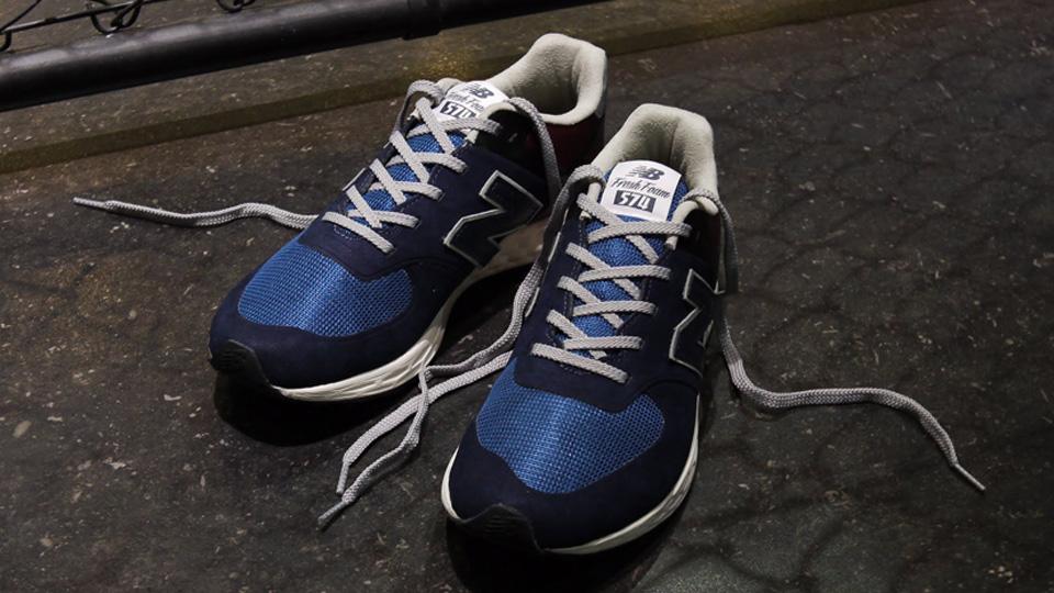 "New Balance MFL574HC x mita sneakers ""History Gradation""  a72b0a1923"