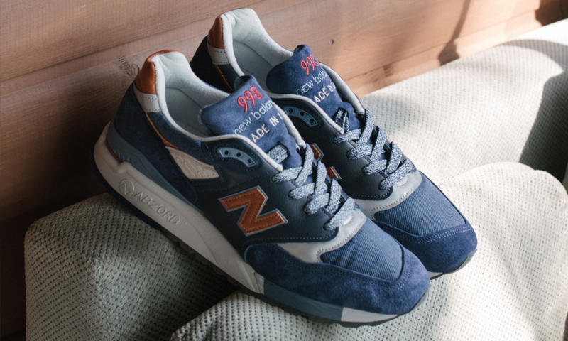"bad0ff9c4975 New Balance Connoisseur and Distinct ""Ski"" Collection"