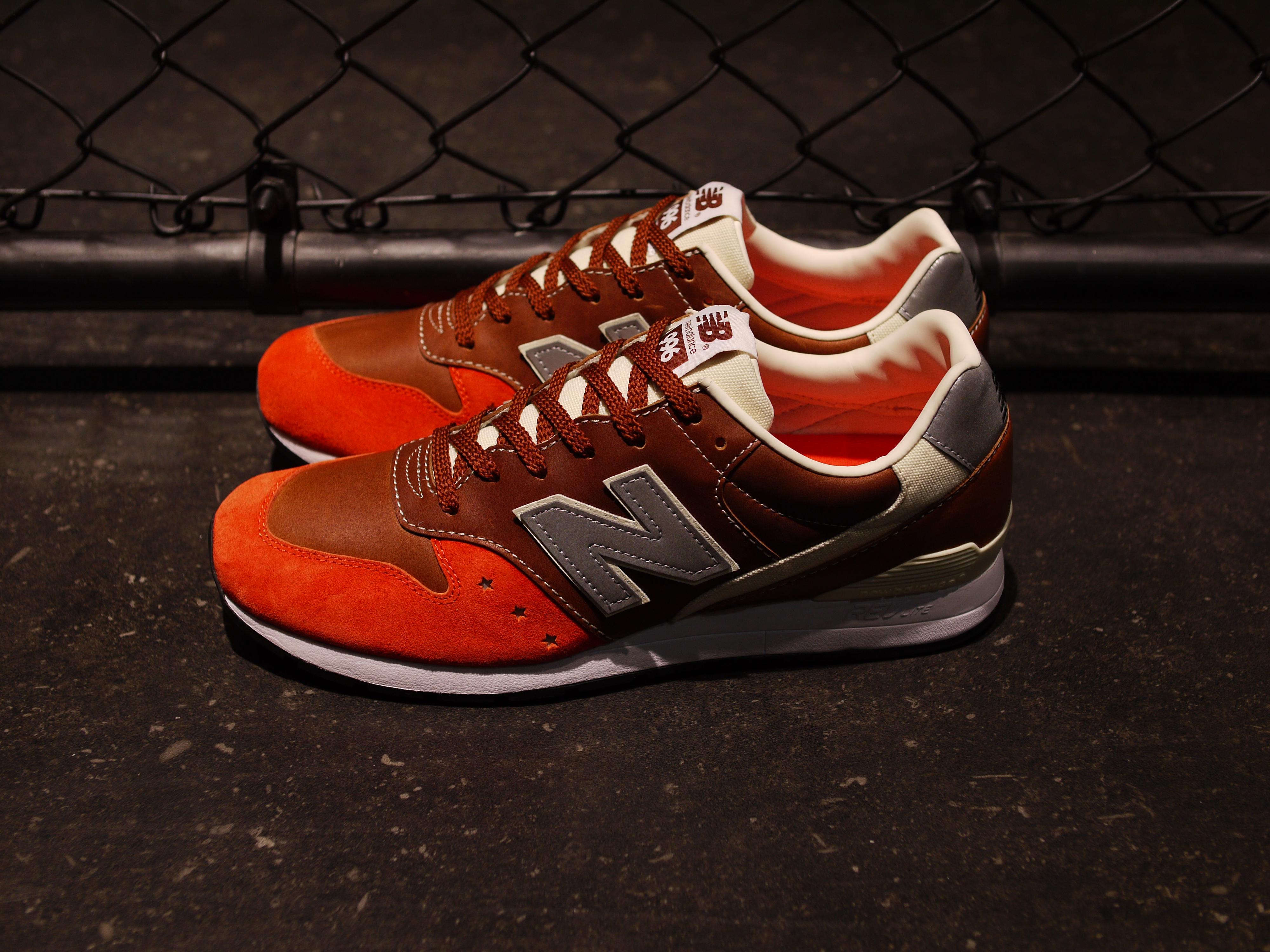 New Balance MRL996 x WHIZ LIMITED x mita sneakers