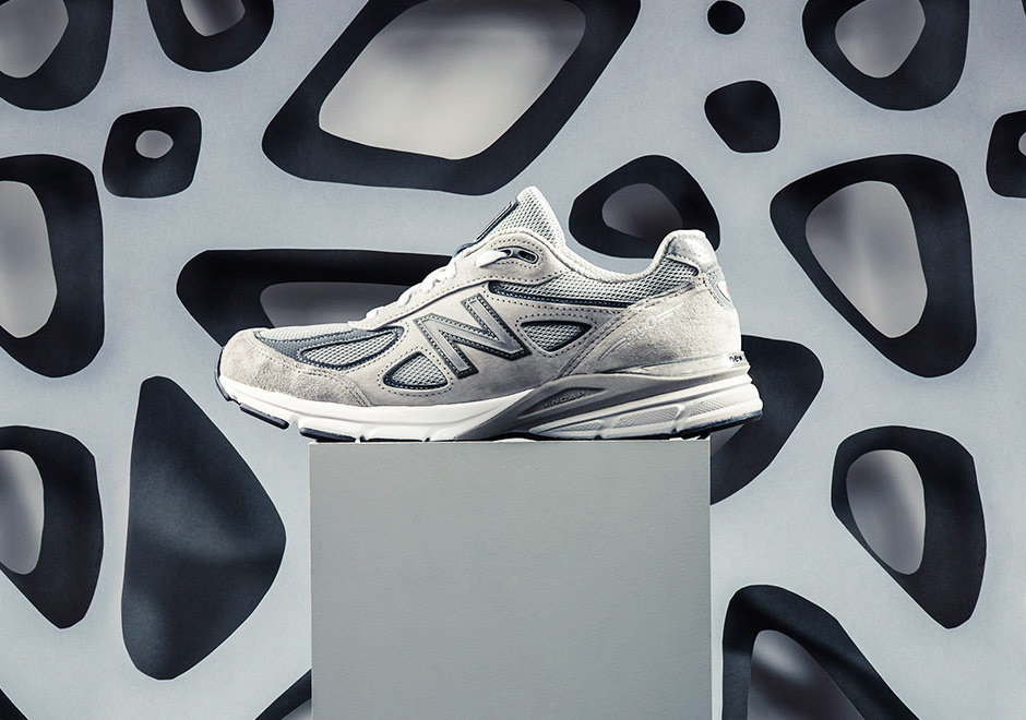 quality design cf9aa 0801c Terry Heckler and the New Balance 990v4 | New Balance Gallery