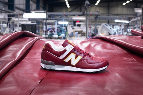 ef5977e1d New Balance 576 Liverpool FC | New Balance Gallery