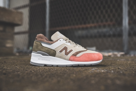 "new style 9cc42 1af6a New Balance 997CSU and 997CSS ""Desert Heat"" Pack 