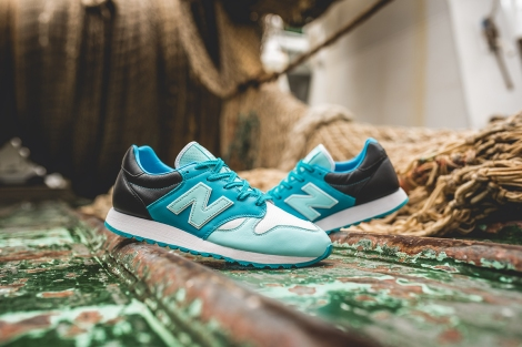 "reputable site 622cf a6986 HANON x New Balance U520HNF ""Fisherman's Blues"" 